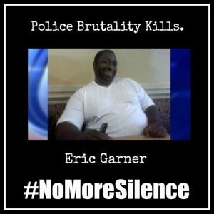 #NoMoreSilence Avatars Eric Garner