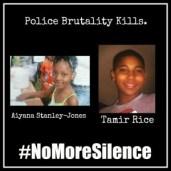 #NoMoreSilence Avatars Tamir Aiyana