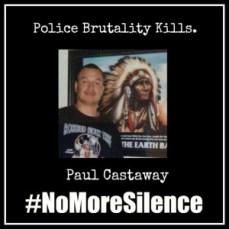 #NoMoreSilence Avatars Paul Castaway