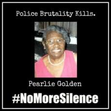 #NoMoreSilence Avatars Pearlie Golden