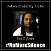 #NoMoreSilence Avatars Sam Dubose