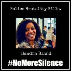 #NoMoreSilence Avatars Sandra Bland