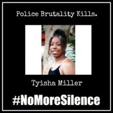 #NoMoreSilence Avatars Tyisha Miller