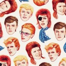 David Bowie Illustrations