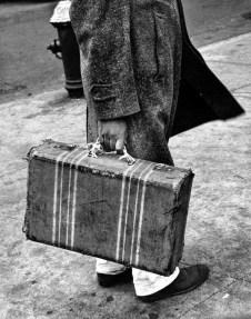 Leon Levinstein suitcase