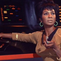 Nichelle Nichols recounts her epic Star Trek talk with MLK Jr