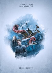 Theon Jack Usephot Game of Thrones Posters