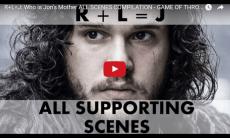 Game of Thrones Season 6 Jon Snow Theory Video