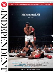 Muhammad Ali Tribute Covers UK (2)