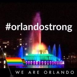 OrlandoStrong WeAreOrlando