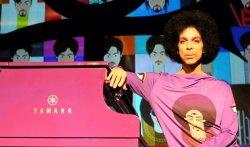 Prince at Purple Yamaha