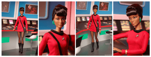 Uhura: Collector's Barbie