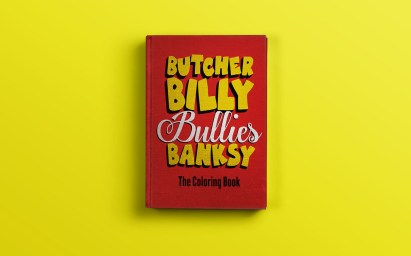 Butcher Billy bullies Bansky