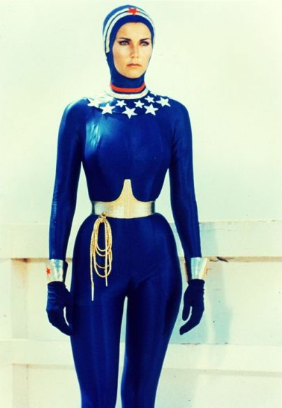 Wonder Woman Burkini