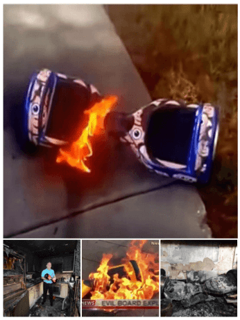 2015: Exploding Xmas Hoverboards