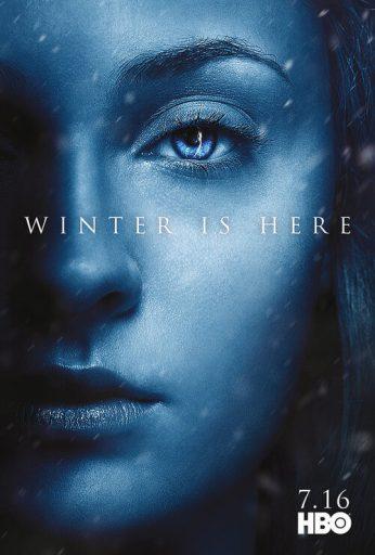 Sansa Character Poster #GoTS7