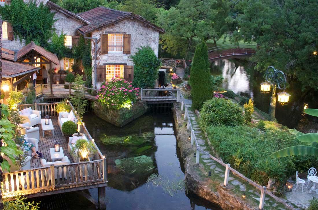 Le Moulin Du Roc Htel Et Restaurant