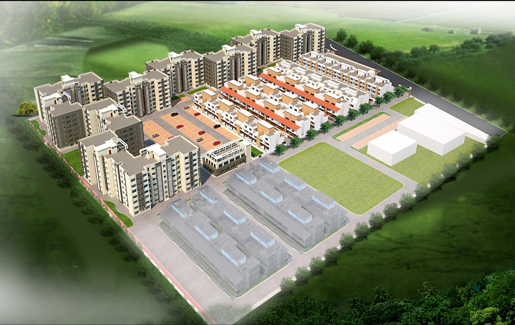 Dubai Investors to Set Up Sh8 Billion Mini City in Juja
