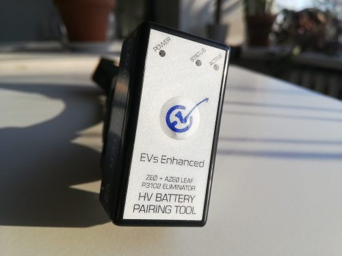 EVs Enhanced HV Battery Pairing Tool