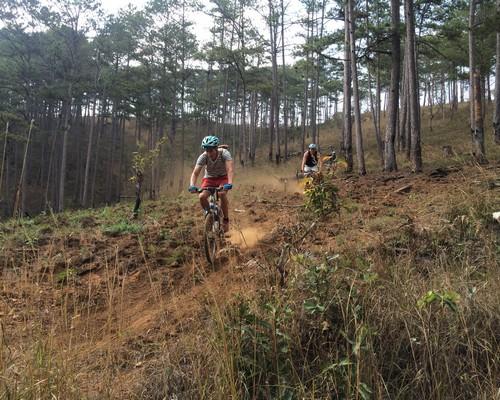 Dalat Mountain Biking