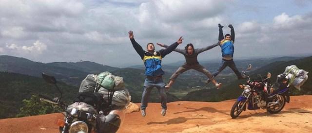 Easy Rider Dalat to Nha Trang