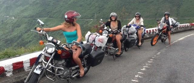 Easy Rider Dalat to Hue