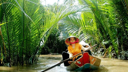 Easy Rider Dalat to Mekong Delta
