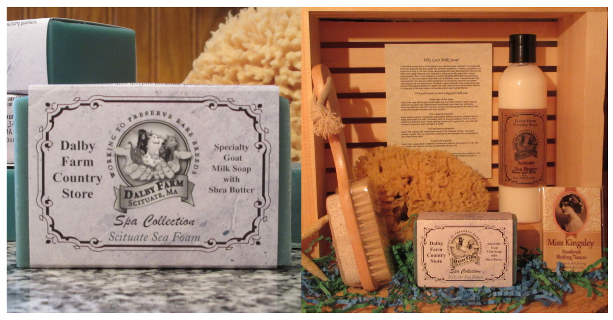 Dalby Farm Country Store Quality Gifts Specialty Goat Milk Soaps Amp More