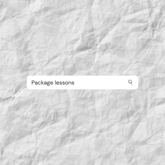 Package lessons