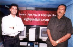 bunny Dale Bhagwagar Media Group's website was launched by veteran publicist Bunny Reuben. - Pic 1