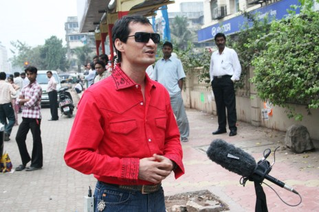 red Dale Bhagwagar in a live interview to Sky News on Shilpa Shetty's victory in Big Brother