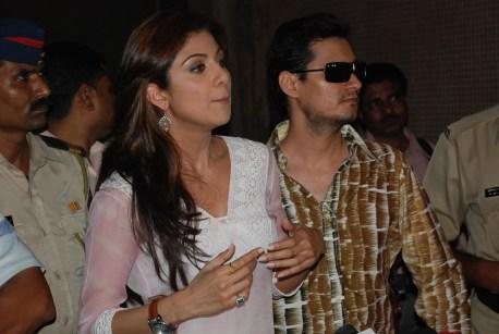 Shilpa Shetty's PC at Koparkhirane-17