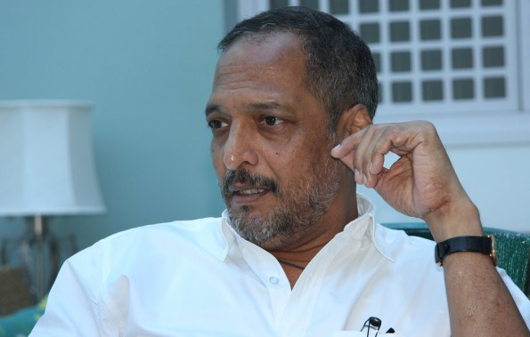 A file picture of Nana Patekar - Pic 1 (Not from film -- for representation purpose only)