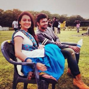 Aarya Babbar and Minissha Lamba - Pic 3 (Image courtesy - Internet)