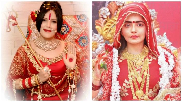 radhe-maa-left-and-rakhi-vijan-right-1