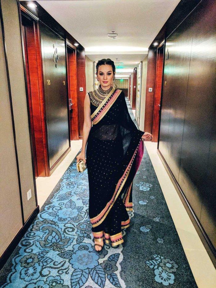 Evelyn Sharma at CAMA Awards. Pic 1