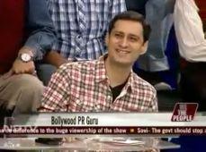 Dale Bhagwagar on Barkha Dutt's NDTV show We The People
