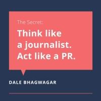 Dale Bhagwagar - Bollywood's only PR guru (1)