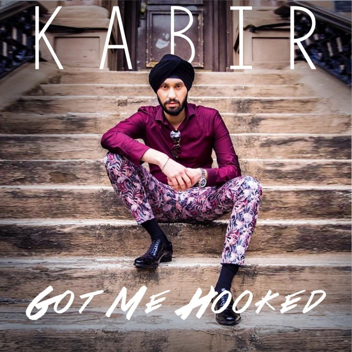 Singer Kabir - Single Cover Pic