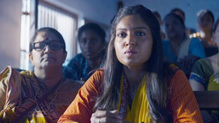 Bhumi Pednekar in Bala - Pic 1 (Image courtesy - Internet)