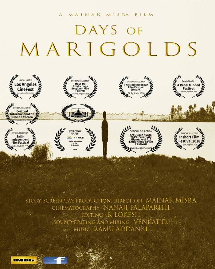 Poster - Days of Marigolds