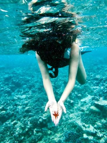 Feryna Wazheri's trip to Maldives (17)