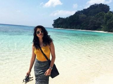 Water baby Anisha Victor (25)