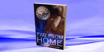 """Rainbow Snippet from """"Far From Home,"""" an erotic sci-fi story"""