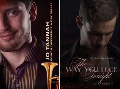 The Way You Look Tonight and What a Difference a Day Makes by Jo Tannah