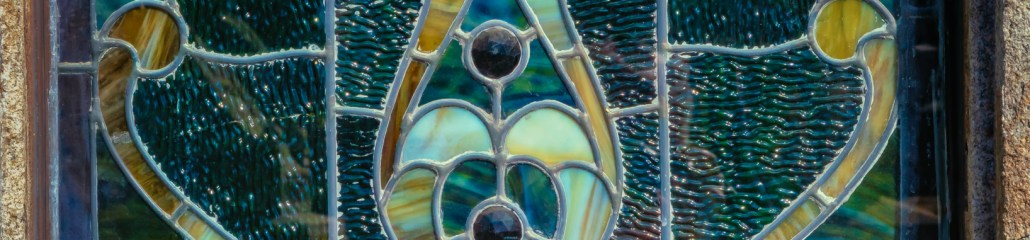 Exploring Architectural Photography: Steel and Stained Glass (1 of 3)