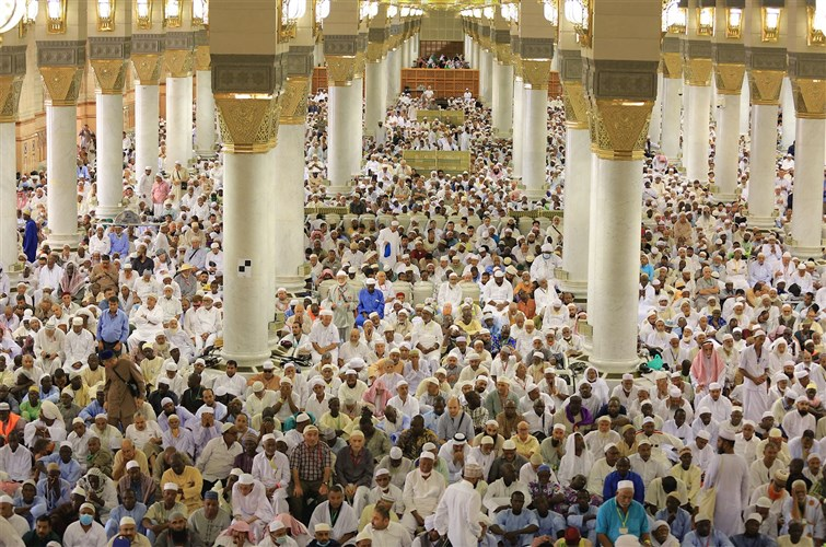 خطبہ مسجد نبوی