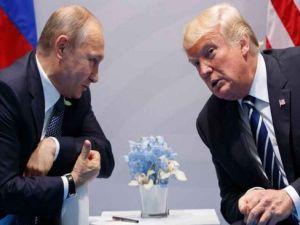 امریکی صدر ڈونلڈ ٹرمپ اور روسی ہم منصب ولادی میرپیوٹن