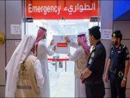 سعودی عرب میں کرونا وائرس کے حوالے سے احتیاطی تدابیر اختیار نہ کرنے پر نجی اسپتال کے ایمرجنسی وارڈ کو سیل کردیا گیا۔