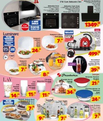 تخفيضات متجر الشوك ŞOK على الكهربائيات وأدوات المطبخ
